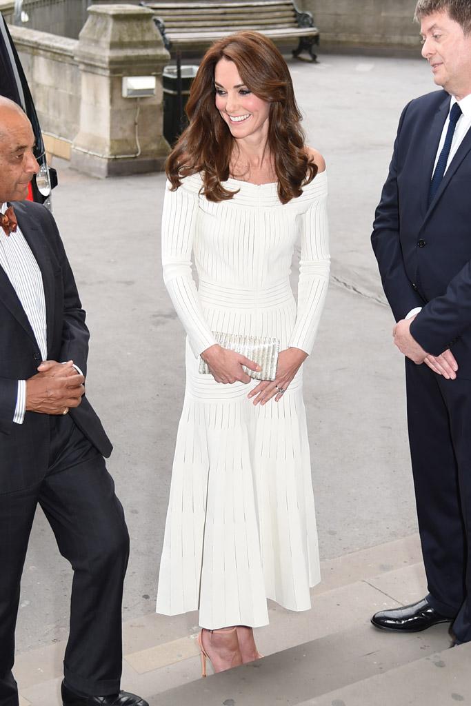Kate Middleton Celebrity Statement Shoes July 2016