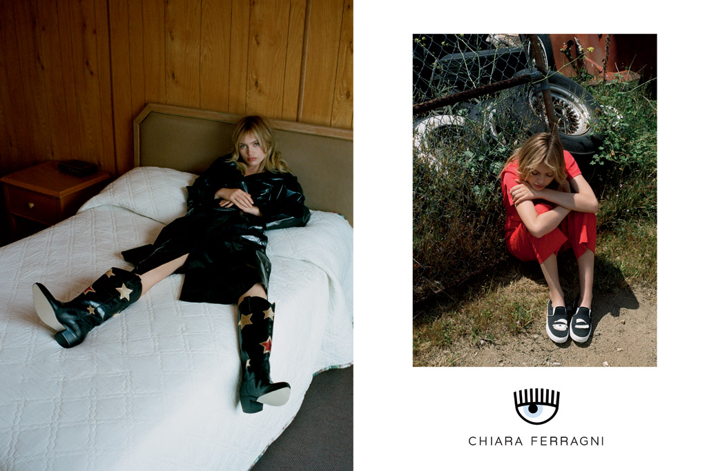 Chiara Ferragni Collection Fall 2016 Ad Campaign
