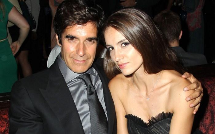 Chloe Gosselin David Copperfield CFDA Vogue Fashion Fund