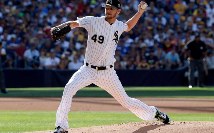 chris sale mizuno cleats sneakers knife white sox suspended