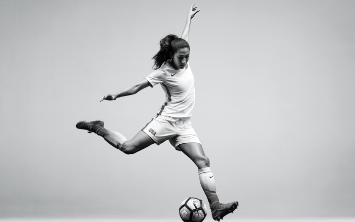 Christen Press Soccer Player 2016 Rio Olympics