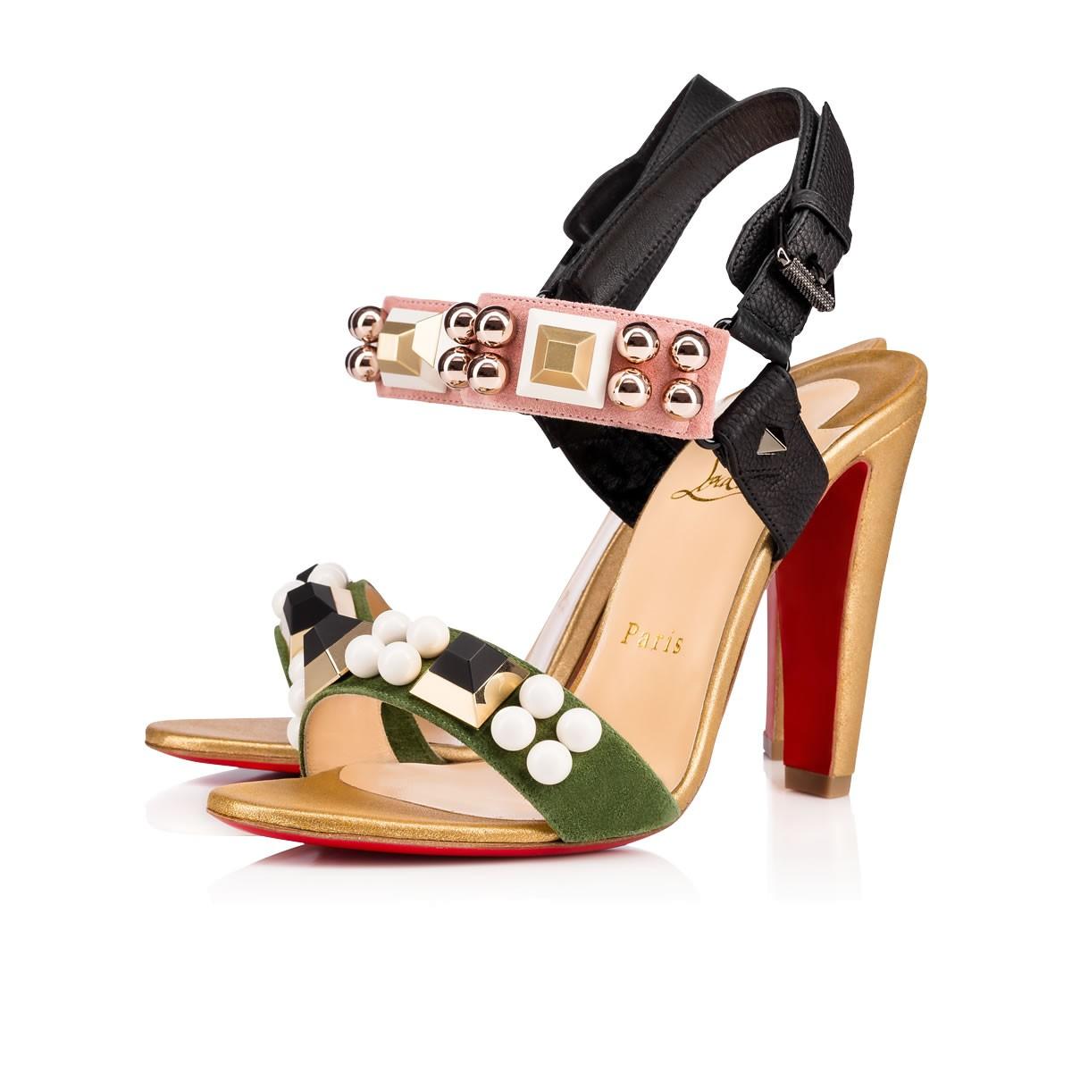Christian Louboutin Pyrabubble heels