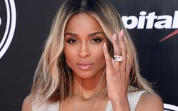 Ciara ESPYs 2016 Red Carpet