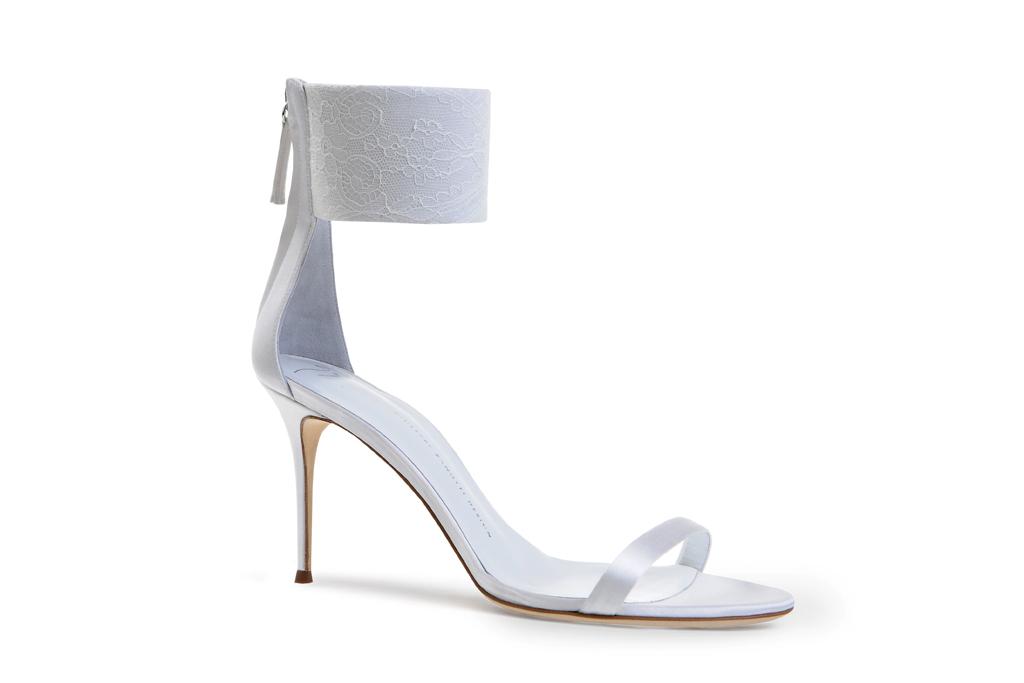 Ciara Wedding Shoes Custom Giuseppe Zanotti