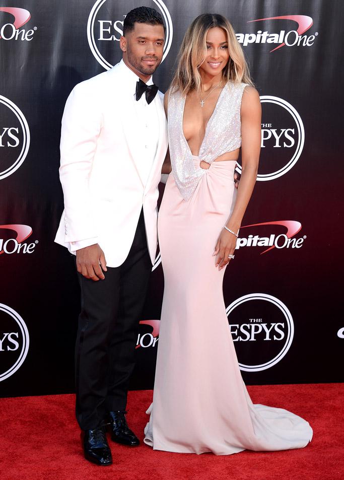 ESPY Awards 2016 Red Carpet Couples