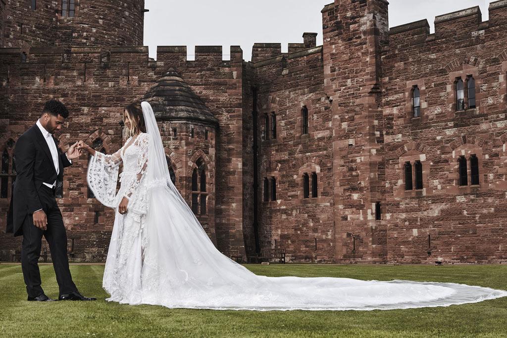 Ciara Russell Wilson Wedding