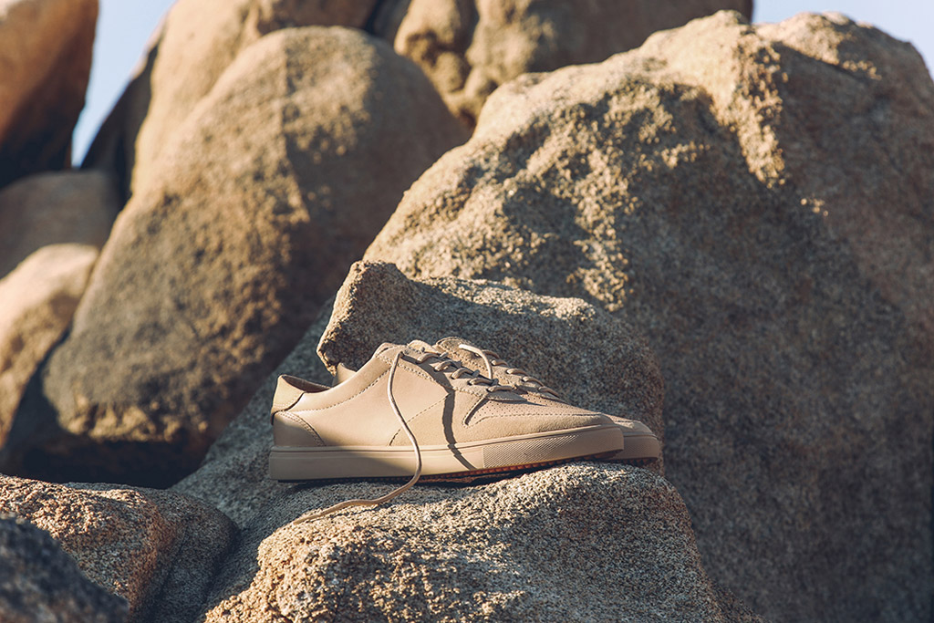 public brand clae sneaker