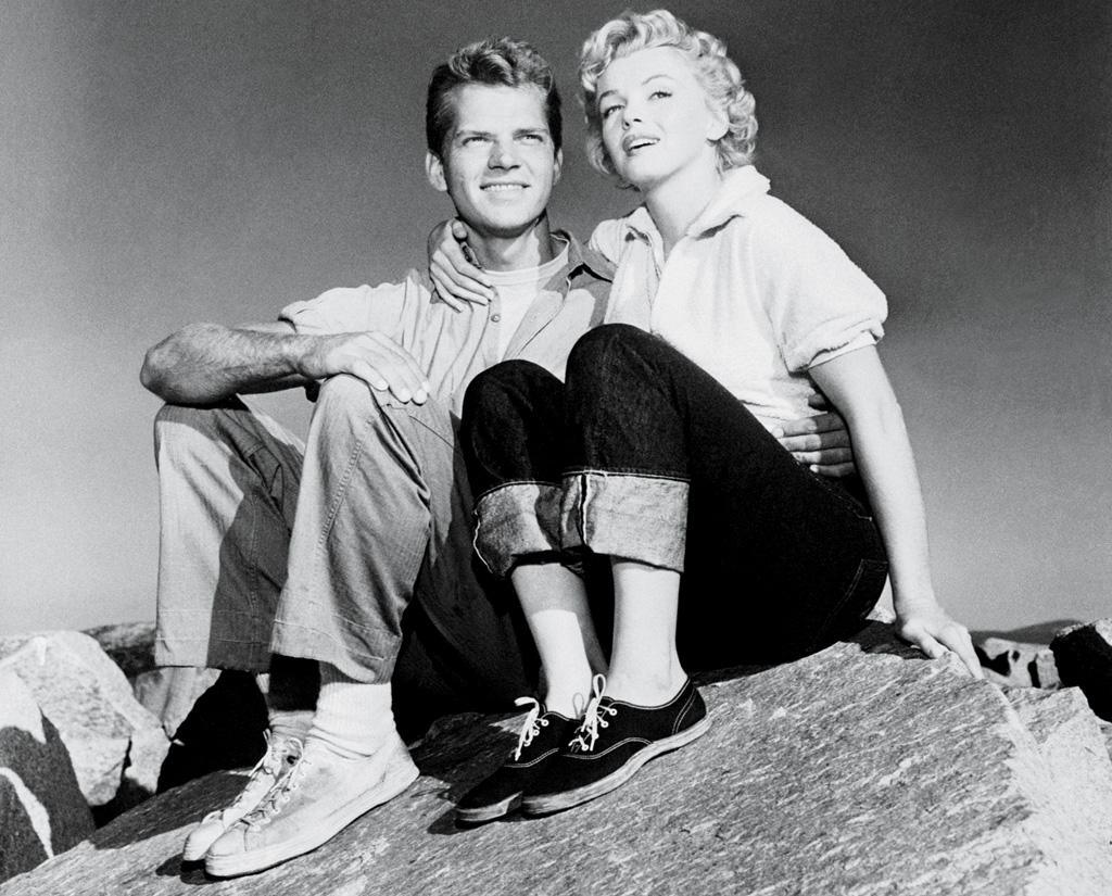 Clash by Night Marilyn Monroe Keds