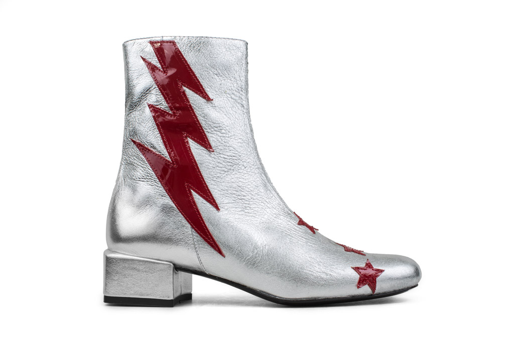 david bowie shoes