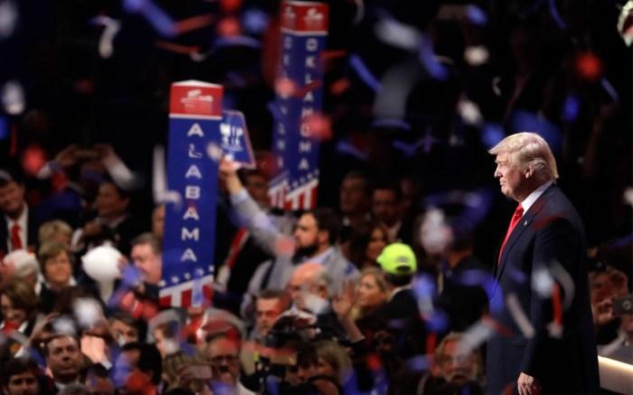Donald Trump Republican National Convention