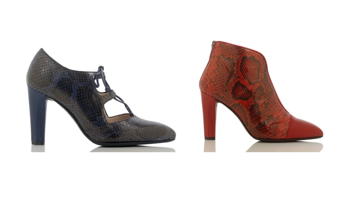 Joan Oloff fall '16 shoes