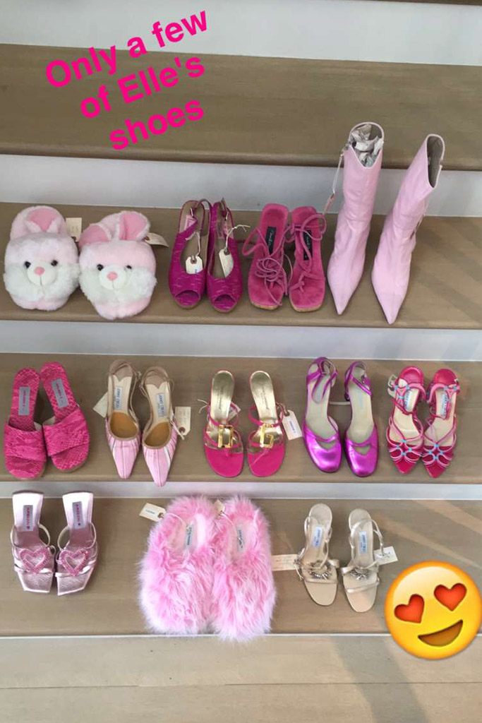 """Reese Witherspoon's """"Legally Blonde"""" costumes"""