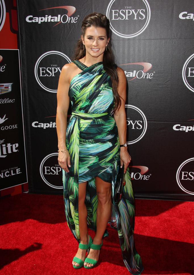 Dancia Patrick ESPY Awards Red Carpet Fashion