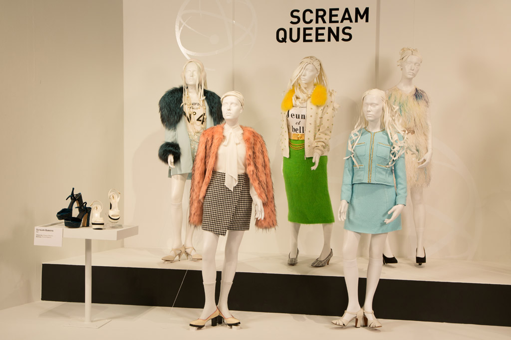 fidm museum emmy costume design scream queens chanel emma roberts