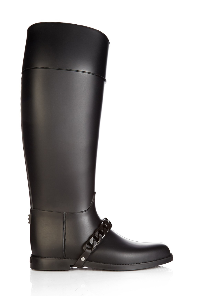 givenchy rain boot