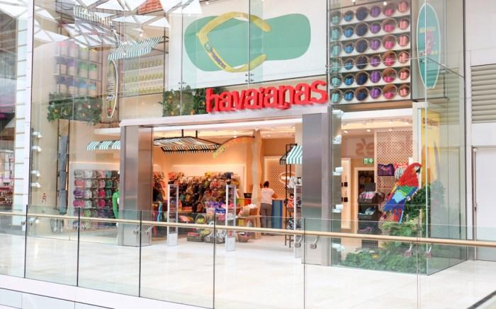 Havaianas Store London Westfield