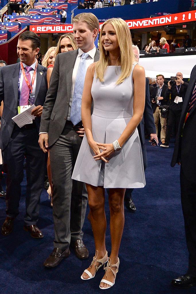 Ivanka Trump The Republican National Convention