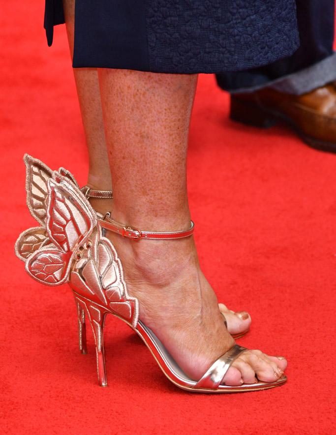 JK Rowling sophia webster butterfly wing heels chiara Harry Potter Cursed Child