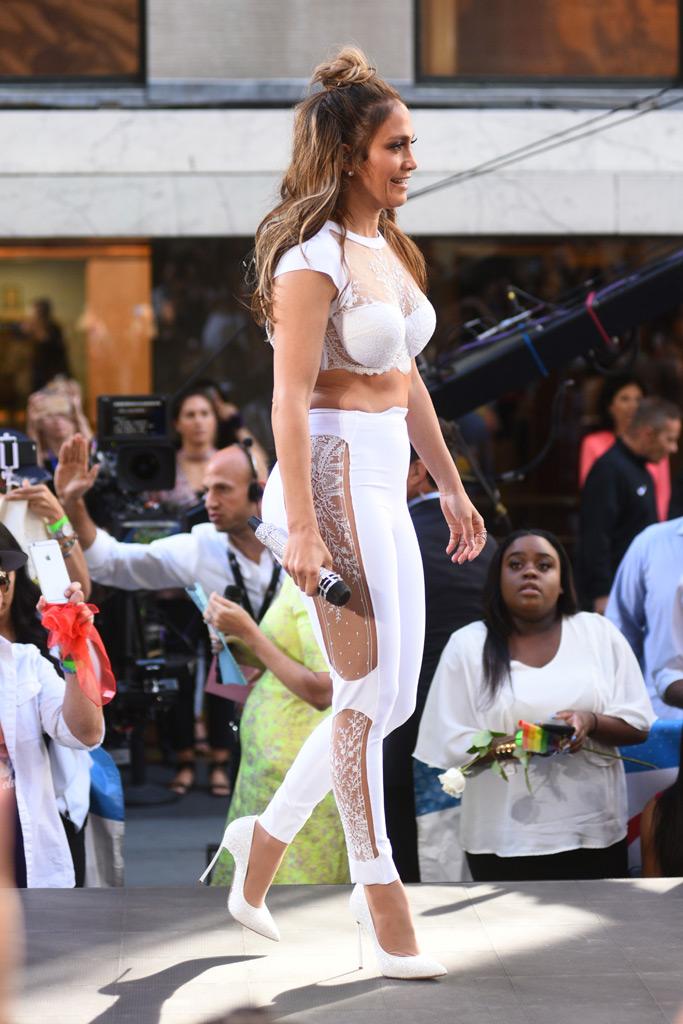 Jennifer Lopez Lin Manuel Miranda Song