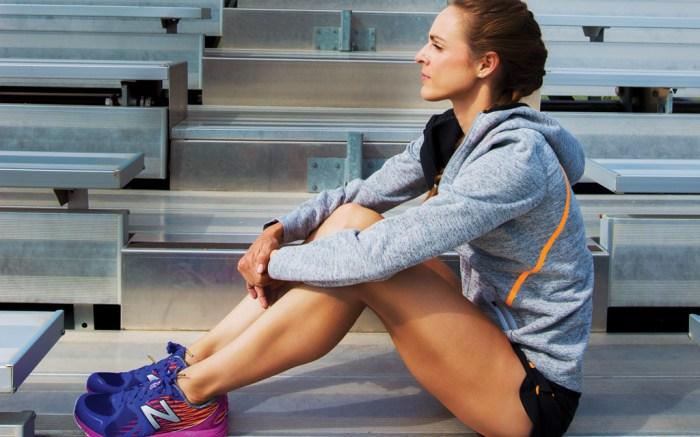 Runner Jenny Simpson 2016 Rio Olympics