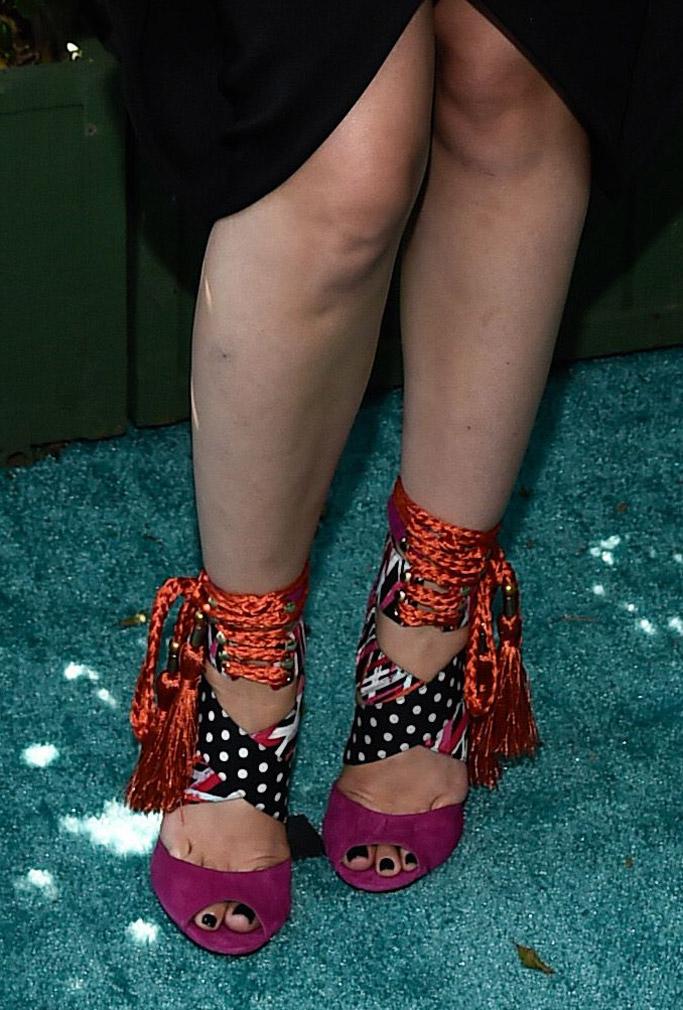 teen choice awards jodie sweetin shoes