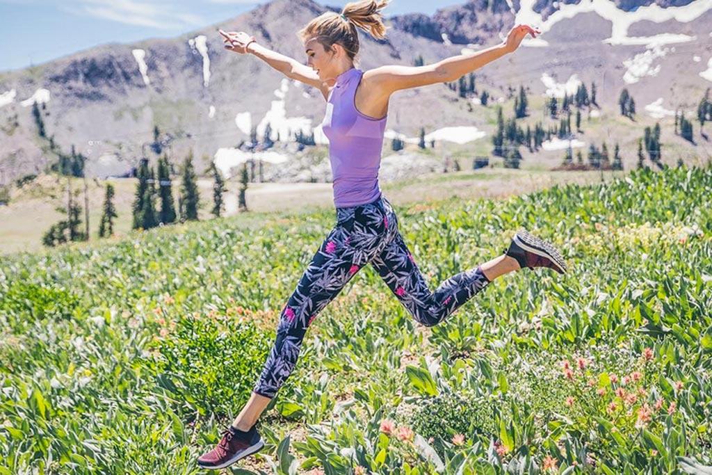 Karlie Kloss Adidas Stella McCartney Fall 2916
