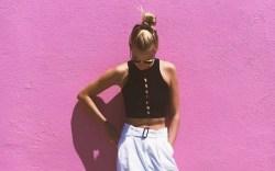 Karlie Kloss Shoe Instagram of the