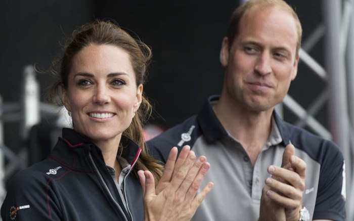 kate middleton monsoon wedges adidas sneakers prince william americas cup