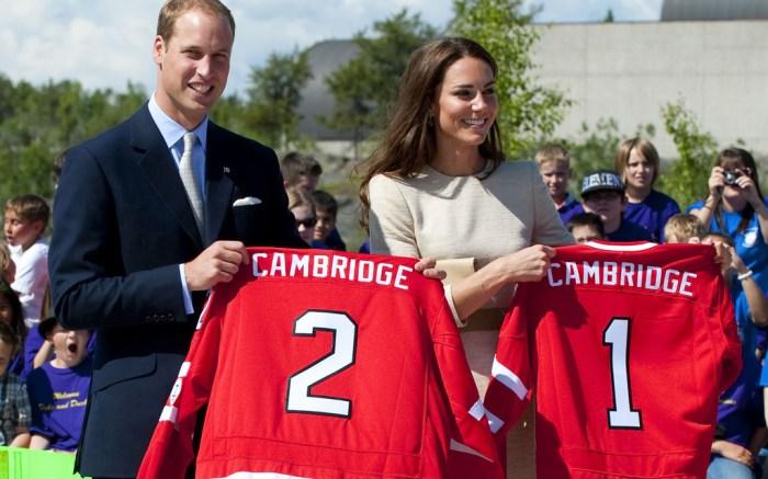 Royal Trip, Canada, 2011