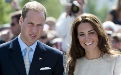 Kate Middleton Prince William Royal Trip