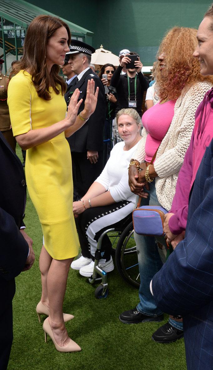 Kate Middleton Rupert Sanderson Pumps