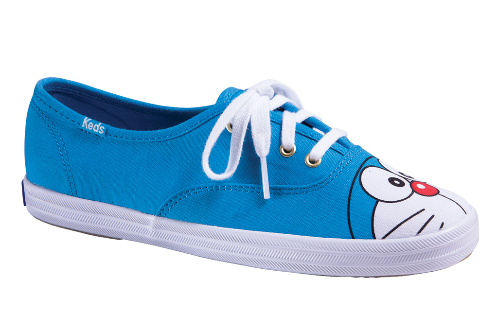 Keds x Colette Doraemon Sneakers
