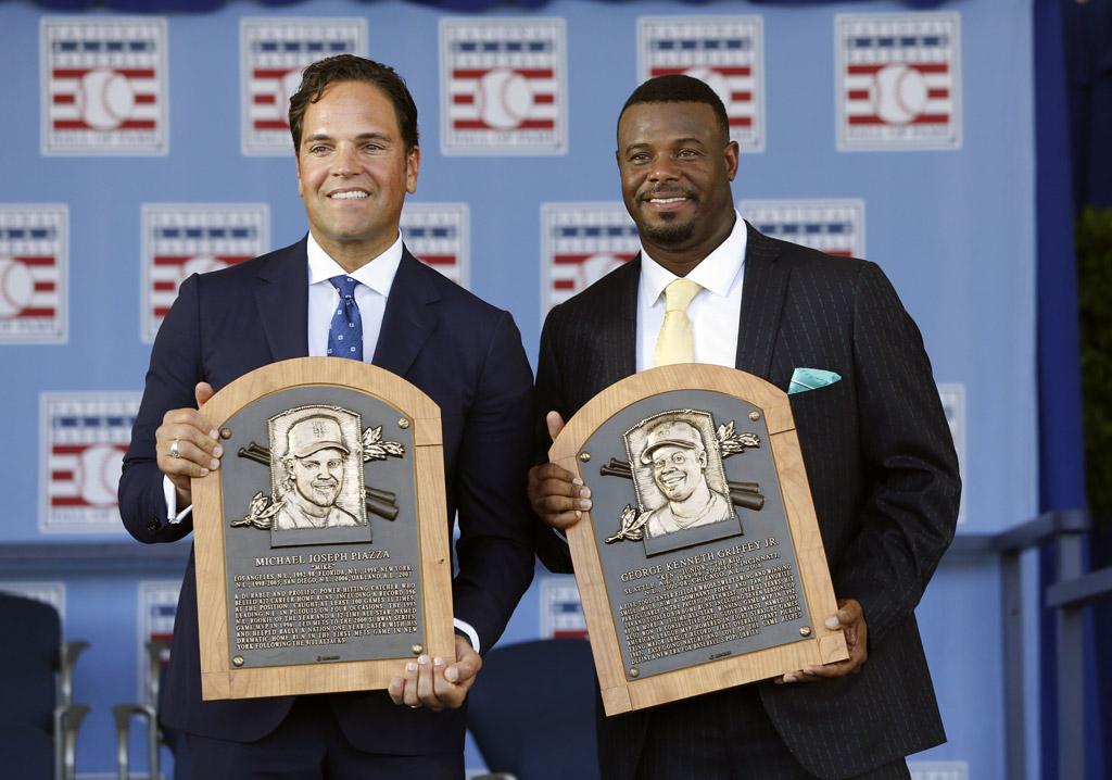 ken griffey jr baseball hall of fame
