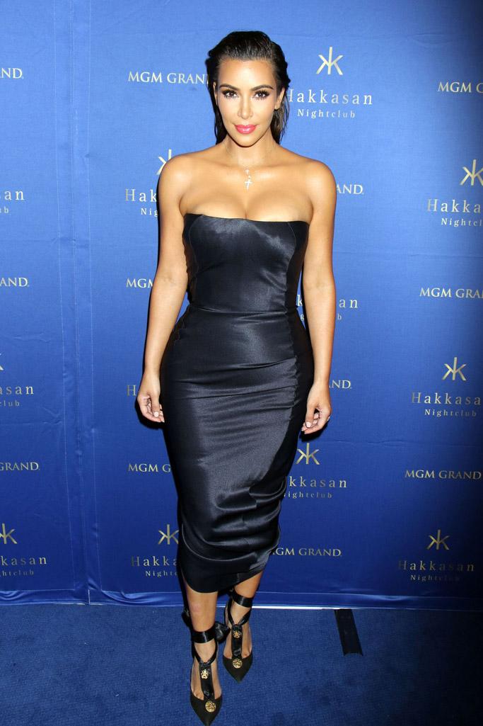 Celebrity Statement Shoes July 2016 Kim Kardashian