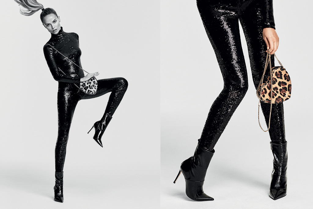 Kurt Geiger Fall 2016 Ad Campaign Natasha Poly