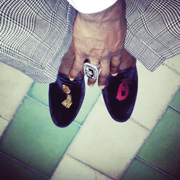 LeBron James Del Toro Shoes