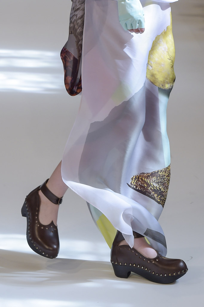 Maison Margiela Couture Fall 2016 Collection Shoes