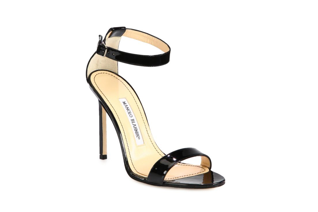 Manolo Blahnik Chaos Sandals