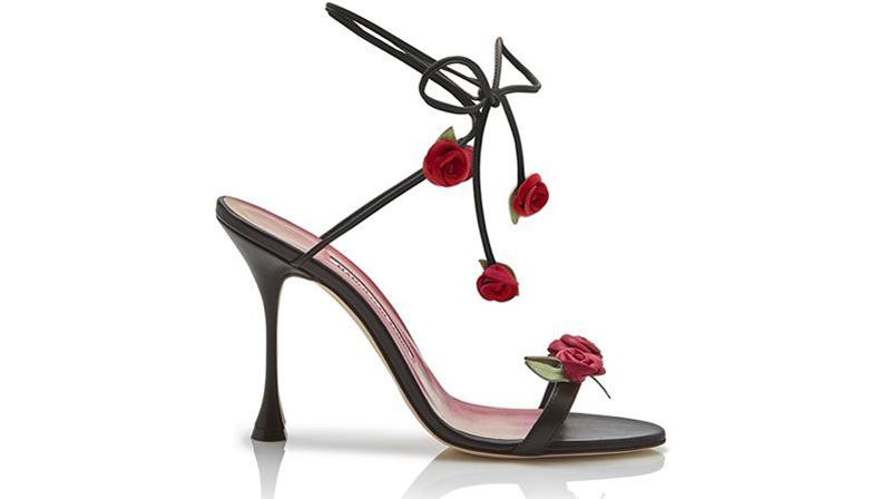 Manolo Blahnik Xafiore sandal