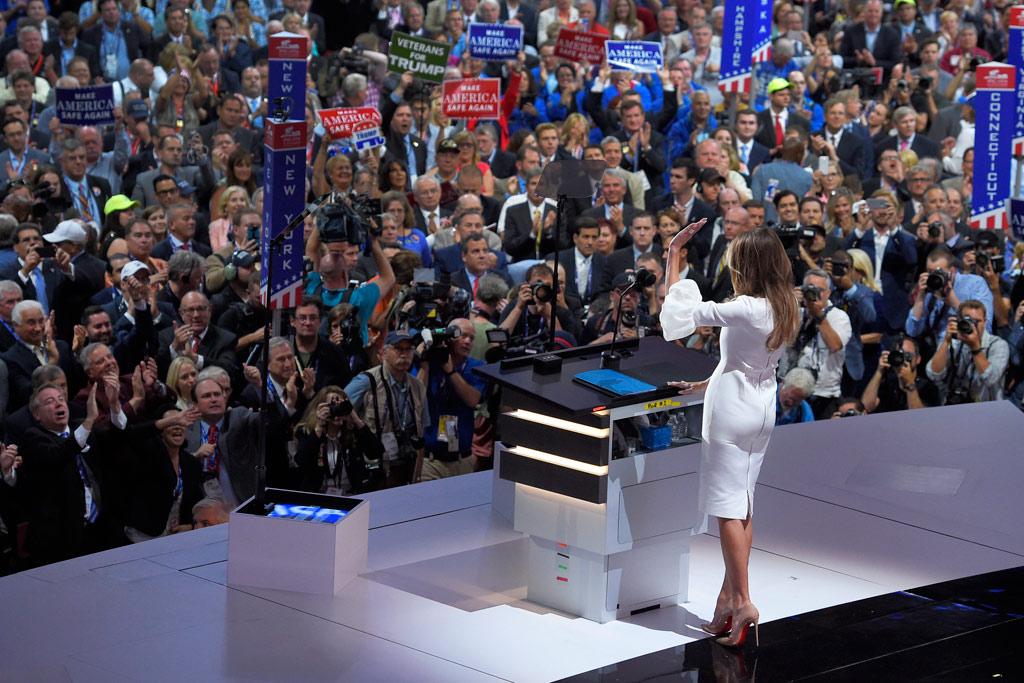 Melania Trump RNC Speech