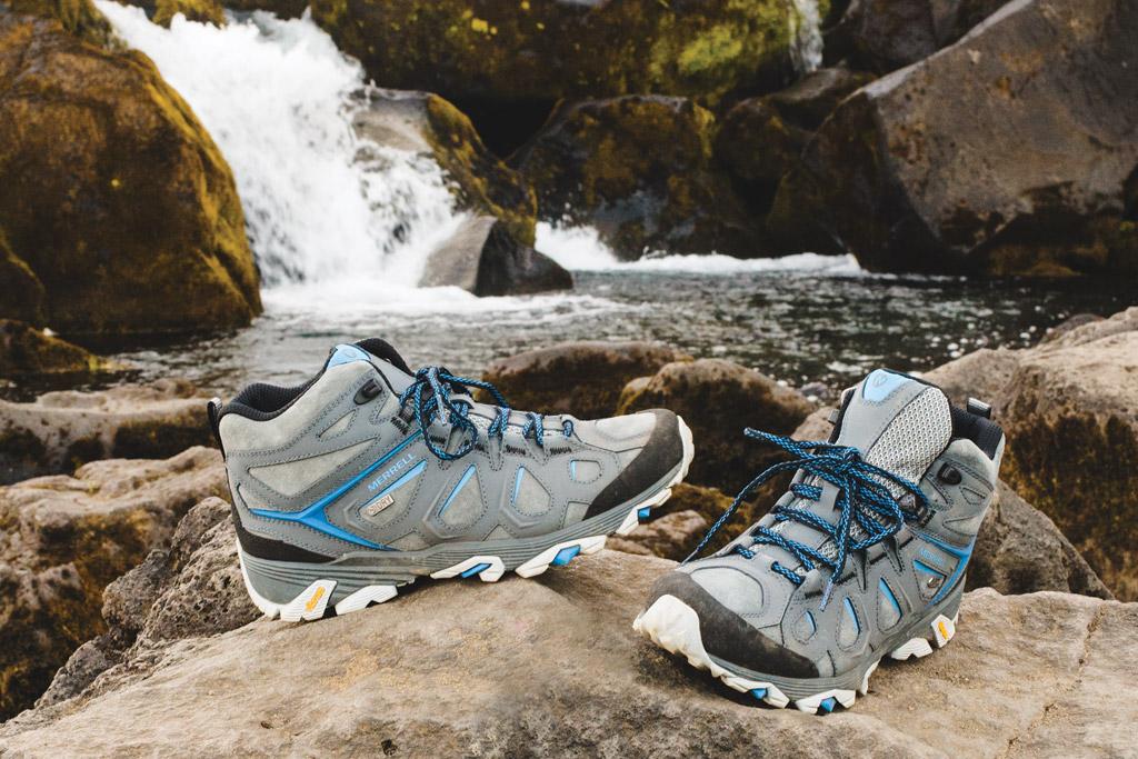 Outdoor Trekking Shoes Spring 2017