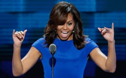Michelle Obama DNC 2016 Speech