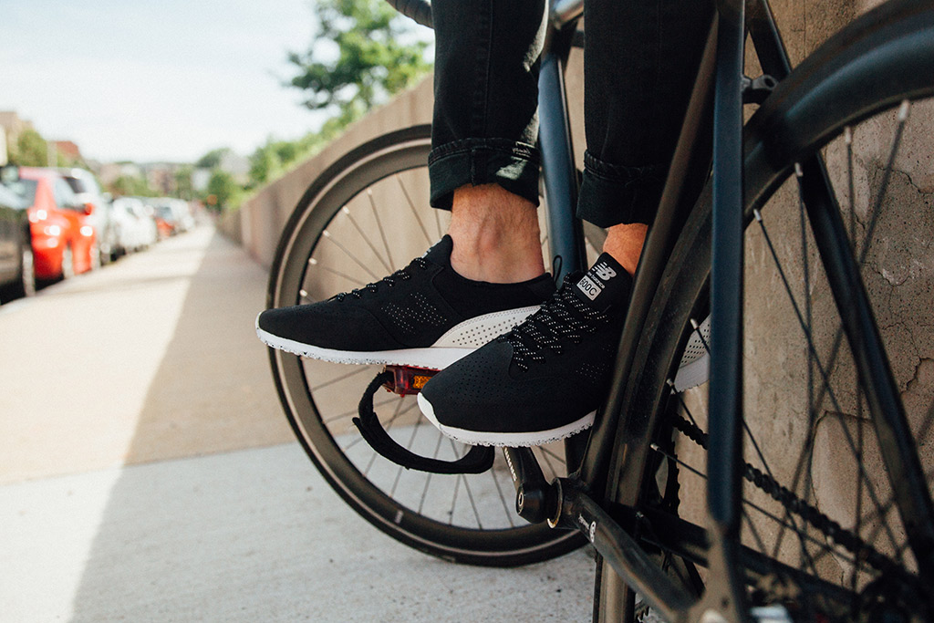 New Balance Timbuk2 Cycling Collaboration