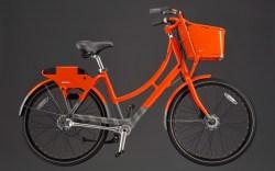 Nike Biketown bicycle