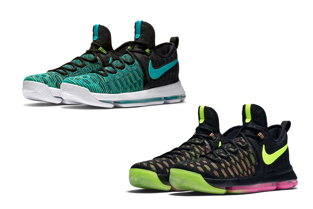 Nike KD9 Unlimited Birds of Paradise Release