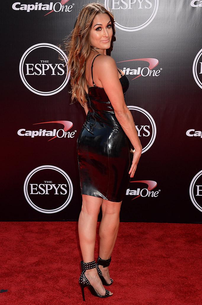 Nikki Bella ESPYs 2016 Red Carpet