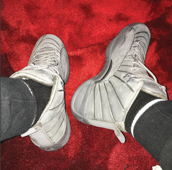 Odell Beckham Jr Public School Air Jordan Sneakers