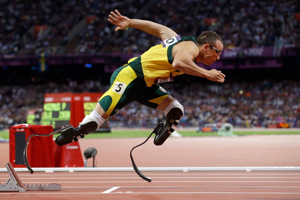 Oscar Pistorius 2012 Olympic Games