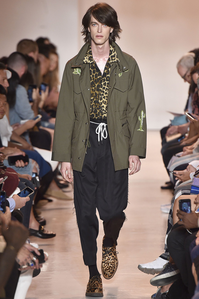Ovadia & Sons spring 2017