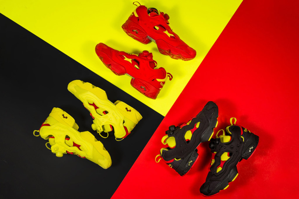 Packer Shoes Reebok Instapump Fury OG Division